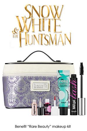 white accessories