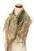 beige H&M scarf