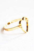 SHOP TORONTO | GOLD HEART RING