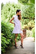 The Fifth Label dress - Zara heels