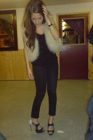Topshop shoes - Topshop vest