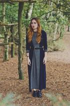 Zara dress - Zara cardigan