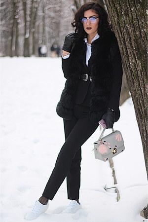 silver Tiara bag