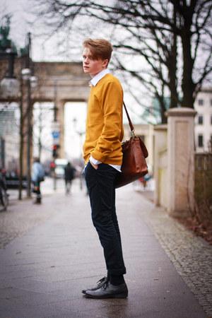 H&M shirt - COS jumper