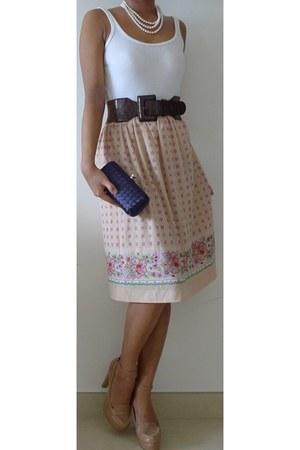 vintage skirt SimpleStylishSmart skirt