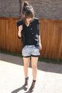 F21-jacket-f21-shorts-urbanog-shoes