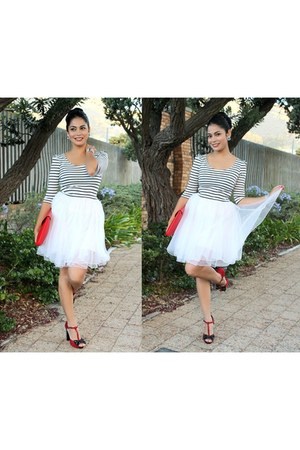 tulle skirt Effendi Global dress