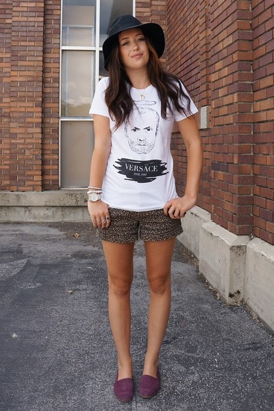 white Fashion Royaltee t-shirt