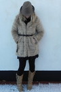 Newlook-coat-twice-a-nice-boots-river-island-dress-tkmaxx-hat