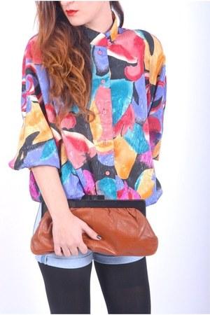 Sister Birkin blouse - Sister Birkin purse
