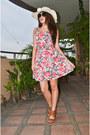 Pink-muse-dress