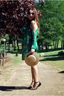 Zara dress - Oysho hat