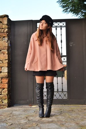 Lefties cape - vintage boots
