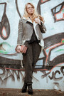 Heather-gray-acne-jacket-black-alexander-wang-boots-coral-valentino-bag