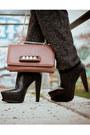 Heather-gray-acne-jacket-black-alexander-wang-boots-coral-valentino-bag