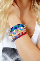 Studded Friendship Bracelets