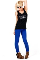 racerback tank Skinny Bitch Apparel top