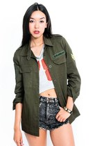US Army Military Oversized Jacket