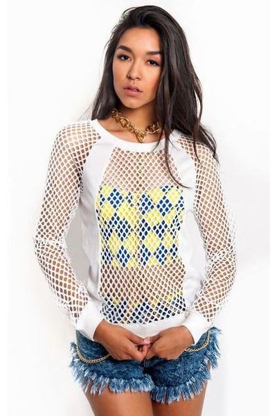 Slimskii sweater