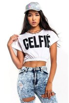 A French Celfié Crop Top