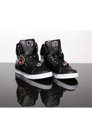 black Pastry sneakers