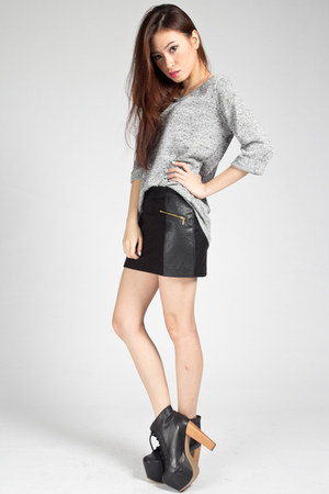 So Frocking Good skirt - So Frocking Good sweater