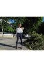 Brown-mango-shoes-navy-bershka-jeans-ivory-bershka-blouse