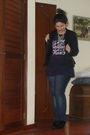 Black-zara-shoes-rolling-stones-t-shirt-zara-jeans