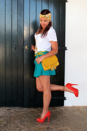 Mango bag - Mango heels
