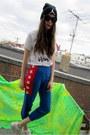 Flag-some-velvet-vintage-pants