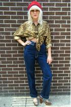cody some velvet vintage jeans