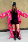 Hot-pink-tinkerbell-some-velvet-vintage-cape