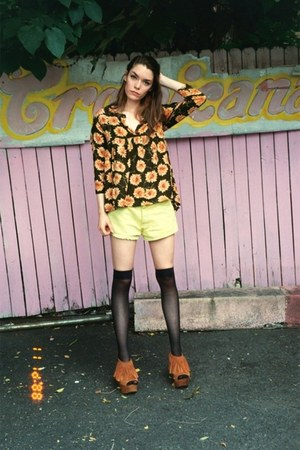 sunflower some velvet vintage shirt