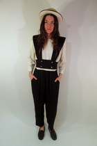 2 piece some velvet vintage jumper