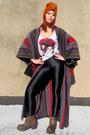 Heather-gray-batwing-some-velvet-vintage-sweater