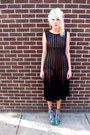 Sheer-some-velvet-vintage-dress
