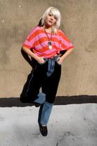 suede some velvet vintage jeans