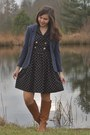 Navy-forever21-dress-navy-h-m-jacket