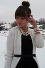 Black-forever21-dress-ivory-thrifted-cardigan-ivory-thrifted-accessories-b