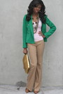 Aldo-shoes-zara-blazer-gold-clutch-asos-bag-camel-zara-pants
