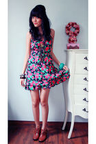 pink Riotous dress