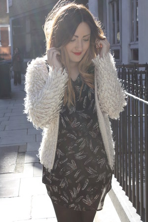 Love cardigan - Love dress