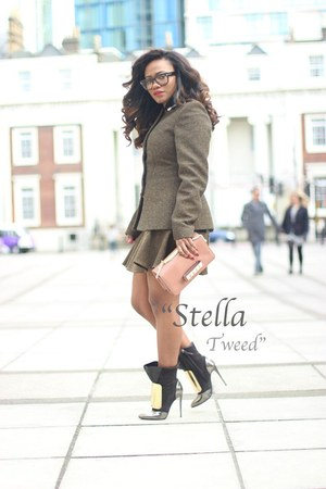 light brown Stella McCartney blazer