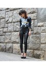 Black-zara-shirt-black-c-a-pants-andarella-heels