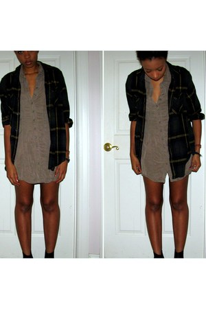 Forever 21 dress - Goodwill shirt
