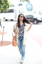 H&M cardigan - Forever 21 top