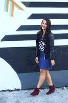 Forever 21 skirt - Forever 21 jacket
