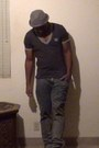 Lotek-jeans-trilby-peter-grimm-hat-andrew-christian-shirt