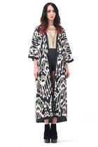 Black Sea Reversible Duster