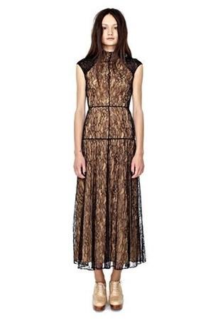 black Shakuhachi dress